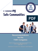 Promoting Safe Communities