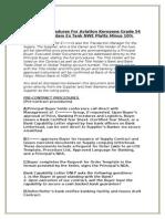 Contract Procedures JP-54 FOB Rotterdam-2015
