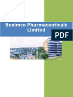 HRM Report on Beximco