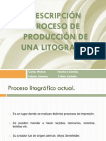 Presentacion Descripcion de Un Proceso