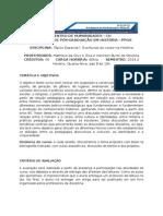 Plano PPGH 2014.2