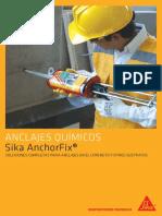 Brochure Anclajes Quimicos