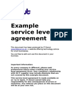 Example Service Level Agreement_edited