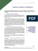 Lectura - Cómo Determinar El Modelo Comercial Optimo