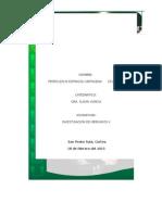Caso Paractico 1 Investigacion de Mercados II