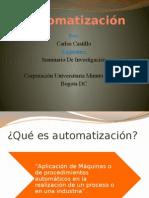 Introduccion a la Automatización Industrial