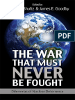 The War That Must Never Be Fought - Ch. 7–9, Edited by George P. Shultz and James E. Goodby