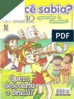 HQ - Descobrimento Do Brasil (Sítio Do Pica-Pau-Amarelo)