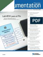 Instrumentation Newsletter April-March 2008