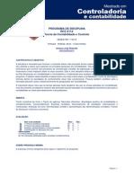Programa Teoria PPGCC 2015