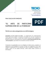 CDP El Arte de Participar en La Superación de La Pobreza 0106