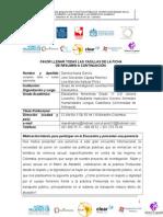 Ficha de resumen de idea de ponencia Daniela Ibarra García John Alexánder Zapata Ramírez Lina Marcela Salazar Pérez