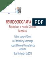 NEUROSONOGRAFIA FETAL