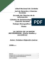 Trabajo Monográfico Final - Esteban Alejandro Juárez
