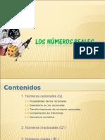 conjuntos numericos ppt