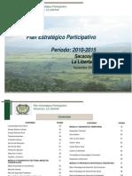 Plan Estrategico Participativo Sacacoyo20102015