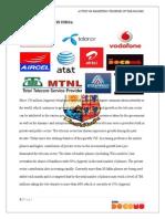 A Study On Marketing Strategies Of Tata Docomo