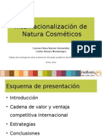 Trabajo Analisis De La Cadena De Valor Docx