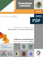 GPC Sindrome Del Seno Enfermo
