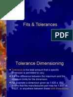 Fits Tolerances