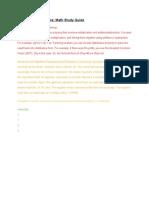 mathstudyguidepre-algebra