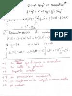 Solución parcial final cálculo 3