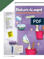 Pintura de Nopal