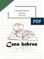 Libro Cena de Pascuaserranillos2