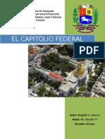 El Capitolio Federal Caracas