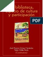 La Biblioteca Espacio de Cultura y Participacion