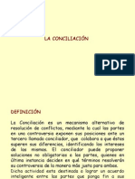 Curso de Derecho de Conciliación y Arbitral