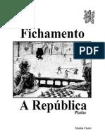 Fichamento - A República