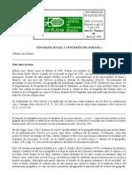 Gomez Alberto Luis - Geografía Social y Geografía Del Paisaje
