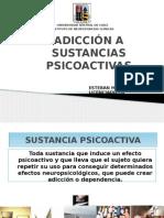 Adiccin a Sustancias Psicoactivas Mujer 2010