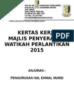 Kertas Kerja Watikah2015 Ss