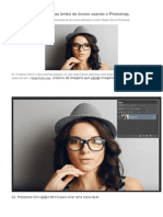 Como Eliminar Reflexo Das Lentes Do Óculos Usando o Photoshop.
