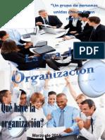 La era de la Organización