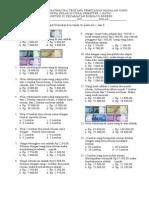 Soal Matematika uang