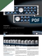 Elysia Alpha Compressor Manual En