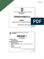 Microsoft PowerPoint - UNEFA Termodinamica II Unidad 1 b
