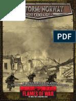 Flames of War - Firestorm Norway