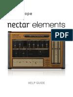 Izotope Nectar Elements Help