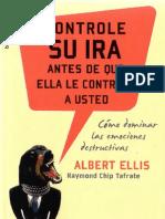 Ellis Albert - Controle Su Ira Antes Que Ella Le Controle a Usted