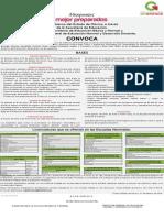 Convocatoria 2015-2016 27 de Febrero 2015