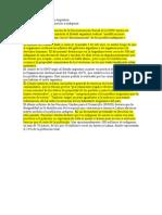 La ONU Recomendó a La Argentina 21-09-04