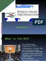 World Trade Organisation.ppt
