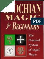 Tyson - Enochian Magic for Beginners