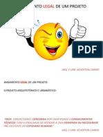 Andamento Legal de Um Projeto