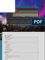 Tracks Live Manual