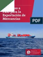 Guía de Exportación